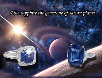 Blue Sapphire- Gemstone of saturn