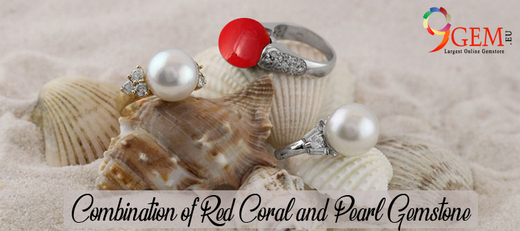Combination-of-Red-Coral-and-Pearl-Gemstone