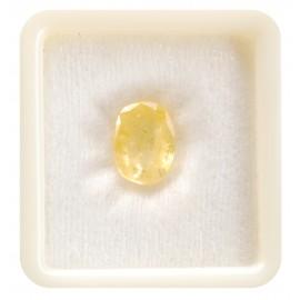 yellow sapphire standard