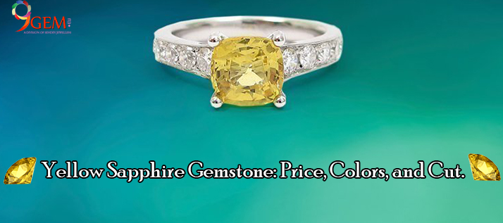 yellow sapphire price, color and cut