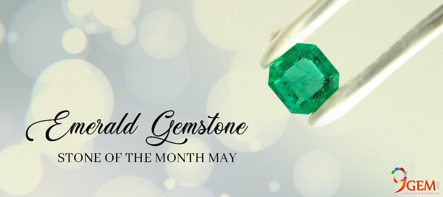 Emerald Gemstone Stone Of The Month May