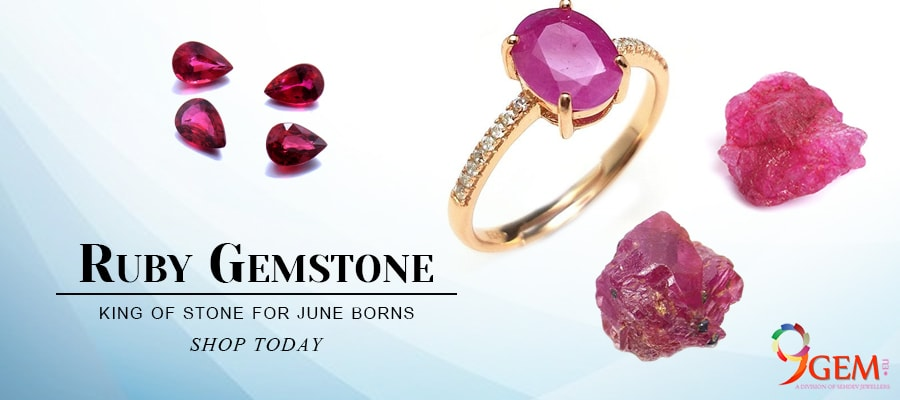 Ruby Is The King Of Stones For The July-Born