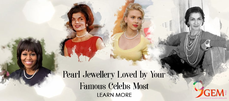 Pearl Jewelry loved By Your Famous Celebs Most
