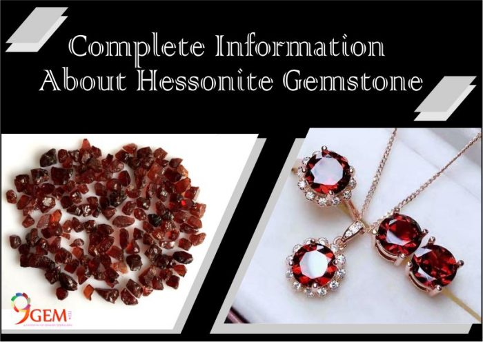 Complete Information About Hessonite Gemstone